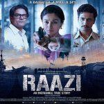Aksi Spionase yang Berbeda di Film Raazi